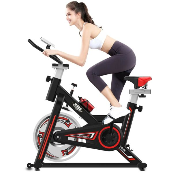 Cycling Bike Exercise Stationary Cardio Workout amp; Burn Calorie Anywhere No Elec $189.99