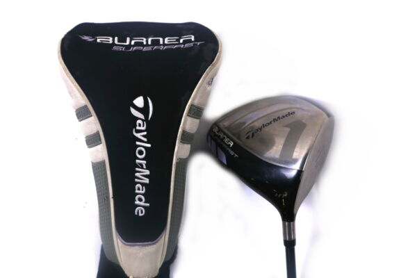 TaylorMade Burner SuperFast Driver 45 in RH 10.5 Degree Graphite Ladies Shaft