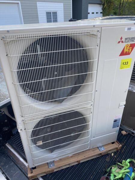Mitsubishi 19 SEER and Above 3 Ton Heat Pump Condenser MXZ4C36NAHZ $2850.00