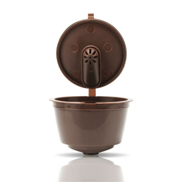 Reusable Refillable Coffee Capsule Pods Cup Function For Dolce Gusto Machine