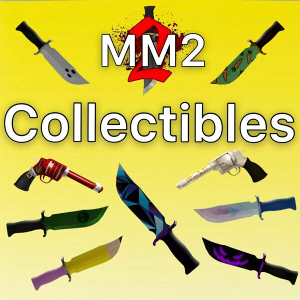 MM2 Roblox ALL RARE COLLECTIBLES FAST AND CHEAP Read Desc $2.49