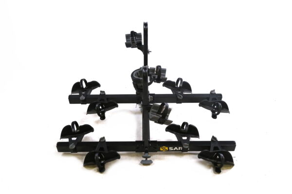 Saris Freedom 4 Tray Hitch Bike Rack 4 Bike Capacity 2quot; Hitch $499.99