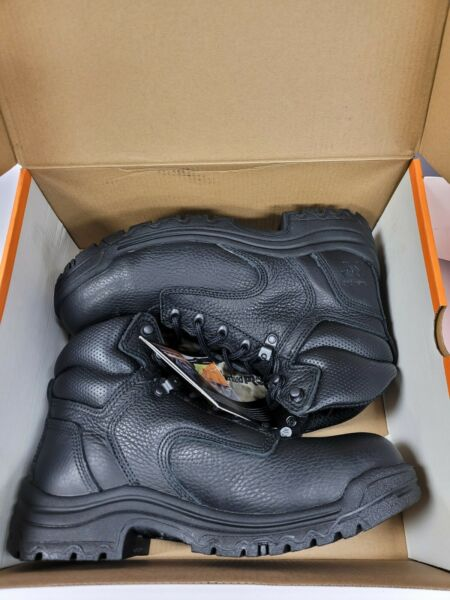 Timberland Pro Titan 6quot; Safety Toe Work Boots Women's size 9 Black $79.99