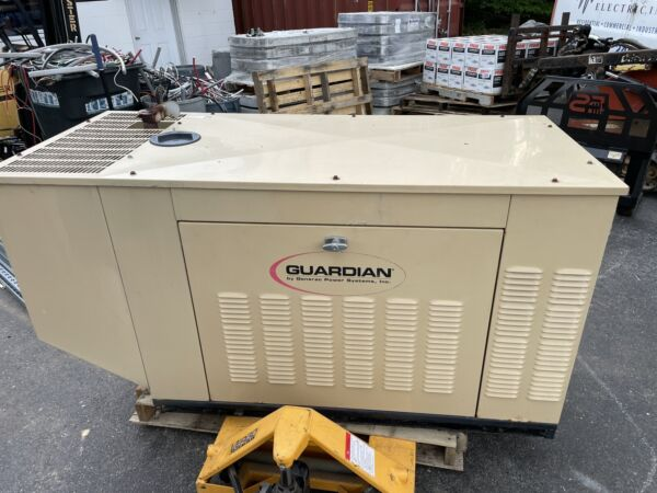 Generac 20kw Generator NG LP No transfer switch included SG020 $1850.00