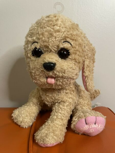 """Cabbage Patch Kids Adoptimals Lots of Licks Puppy Dog CPK Plush 9"""" Poodle Lab $10.55"""