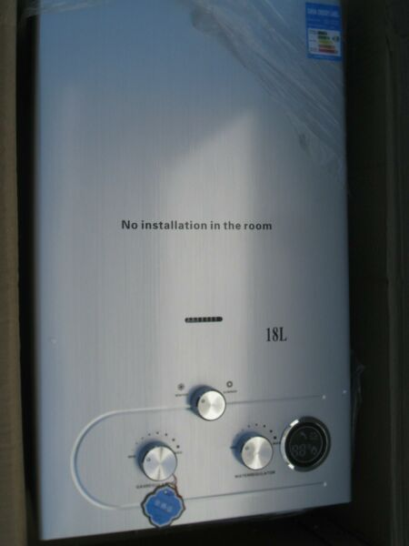 18L Propane Gas Tankless Hot Water Heater JSD36 A $100.00