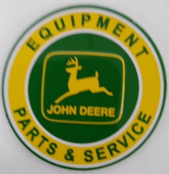 John Deere Parts And Service Magnet