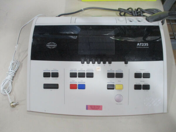 Interacoustics Impedance Audiometer AT235 No power cord