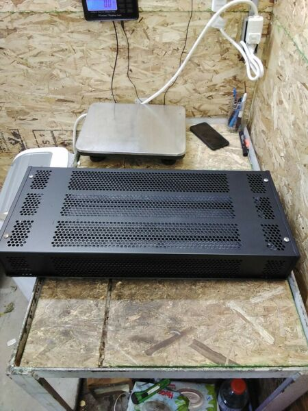 CHROMALOX Industrial Wall Mounted Convection Heater H2407 $70.00