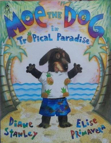 Moe the dog in tropical paradise Sandcastle Paperback GOOD $3.94
