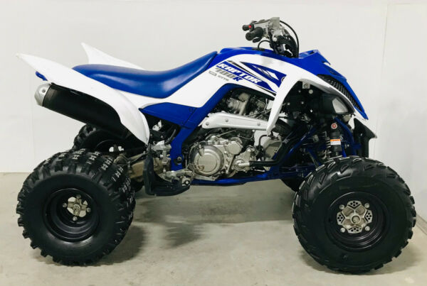 2017 Yamaha Raptor 700R GYTR 5 Speed Disc Brakes 4X2 Fuel Injected Water Cooled $6995.00