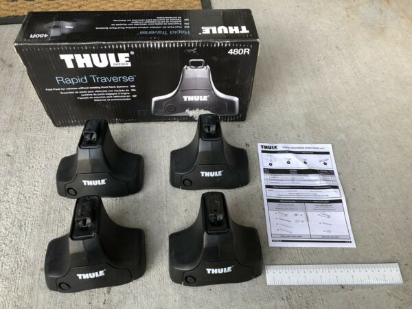 THULE Rapid Traverse 480R Set of 4 Towers $134.95