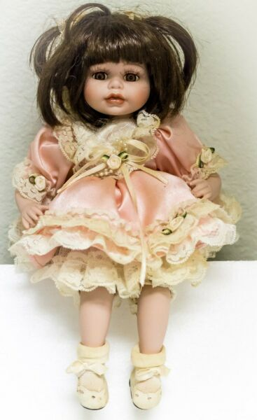 """Porcelain dolls collectible """"Shipping Included*"""
