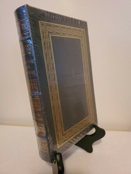 Easton Press For Cause and Comrades by James M. McPherson New Sealed $100.00