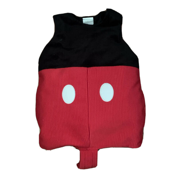 Disney Store Mickey Mouse Plush Baby Costume Halloween Toddler Dress Up 18 24 Mo