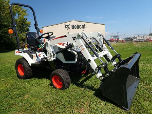 NEW BOBCAT CT1021 COMPACT TRACTOR W FL6 LOADER 4X4 HYDRO 21 HP DIESEL $13272.00