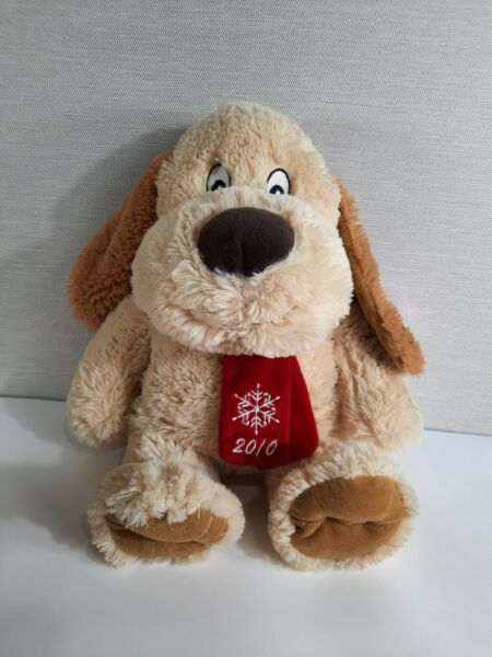 Petsmart Dog quot;Chancequot; 2010 Collectible Dog Toy with Squeaker Plush 16quot; NWT $29.99