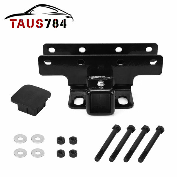 2quot; Towing Trailer Hitch Receiver for 2018 2019 2020 2021 Jeep Wrangler JL JLU $39.99