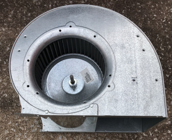 Nordyne 2 Speed Furnace Blower Assembly w Motor and Wheel 903074 EH Models $224.00
