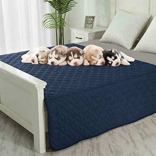 Dog Blankets for Couch Protection Waterproof Dog Bed Covers Pet Blanket Furni... $56.58
