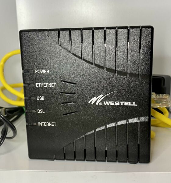 WESTELL DSL ROUTER WINDRIVER C90 610030 06