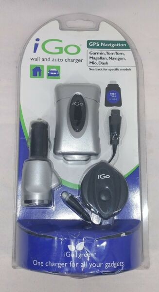 I Go Wall and Auto Charger $25.00