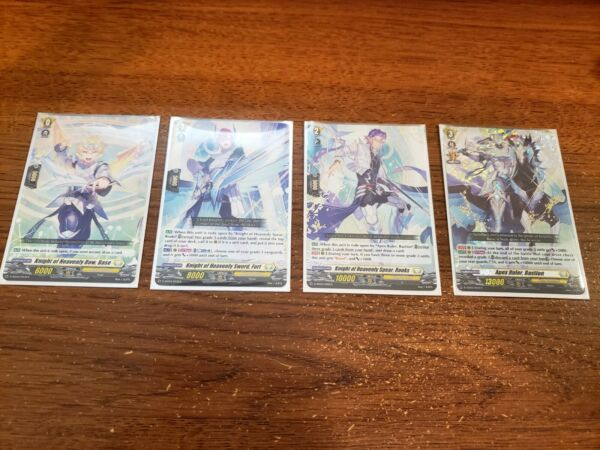 Cardfight Vanguard D Series Bastion Deck W Set 1 and 2 cards included. $180.00