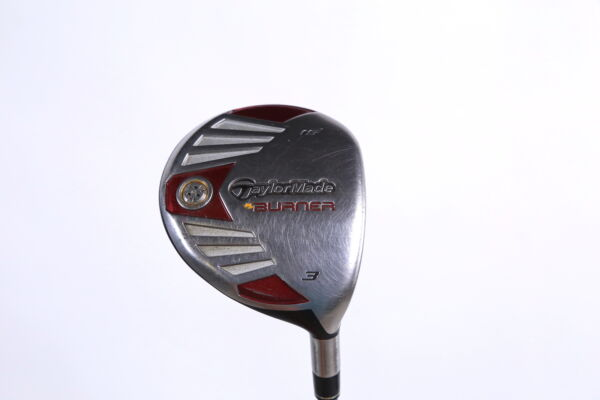 TaylorMade Burner 3 Wood Right Handed 43 in 15* M Flex Graphite Shaft