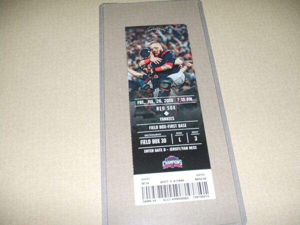DODGERS MOOKIE BETTS 3 HRs#126127128 5TH CAREER 3 HOME RUN GAME TICKET 7 26 19 $44.00