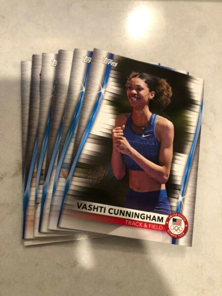 2021 Topps 2020 United States Olympic Team Base Cards Select from List