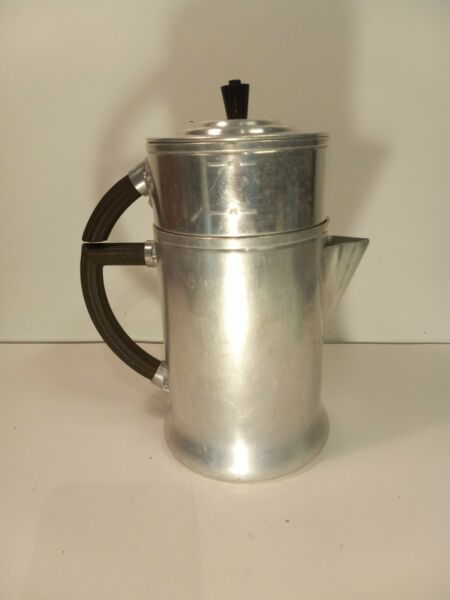 Vintage Wear Ever #956 Drip o Later Coffee Pot NICE