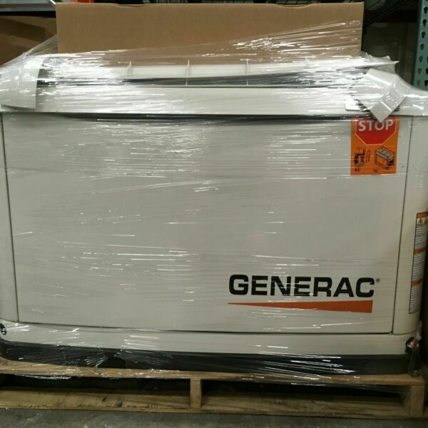 Generac Standy Generator 22kw System with Automatic Transfer Switch $6850.00