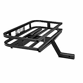 Warrior Products 847 Trailer Cargo Hitch Rack 8 Rise for Use with 2 Receiver $527.35