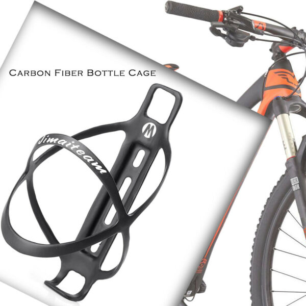1PC JIMAITEAM Bike Bottle Cup Holder Cage for Mountain Bicycle Folding Bike 18g $20.93