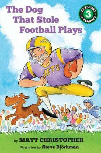 The Dog That Stole Football Plays Passport to Reading Level 3 VERY GOOD $3.99