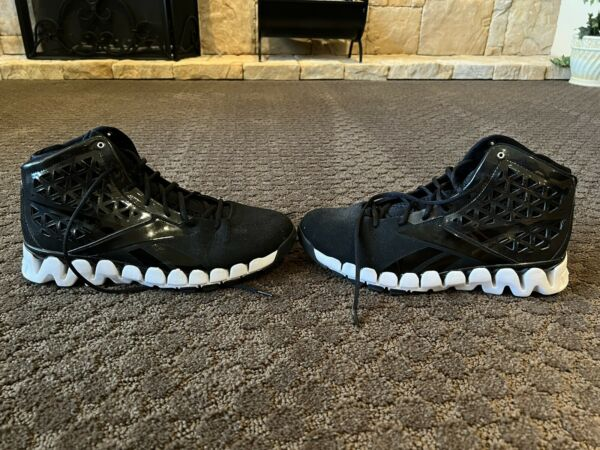 Reebok Zig Slash Basketball Shoes Mens 11 Excellent Condition Never Used $99.99