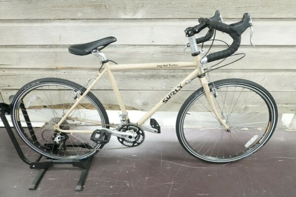 Surly Long Haul Trucker 48cm 26quot; Shimano Deore XT 3x9 Upgraded Touring Commuter $1799.99