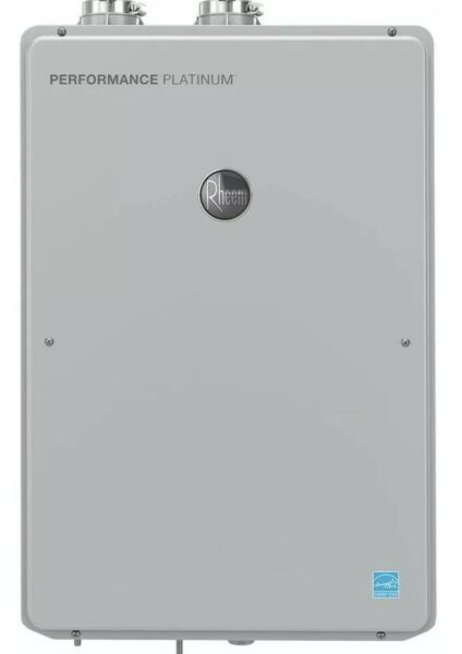 🔥 Rheem 9.5 GPM Natural Gas Indoor Tankless New ECOH200DVLN 2 SALE Free Ship $945.00