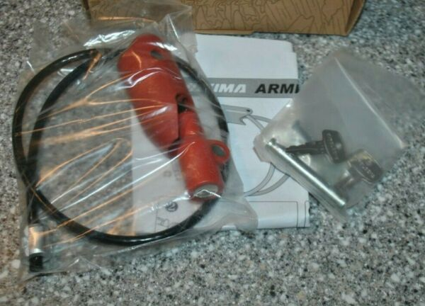 Yakima Armlock Locking Cable for Hitch Rack #02453 Brand New $26.99