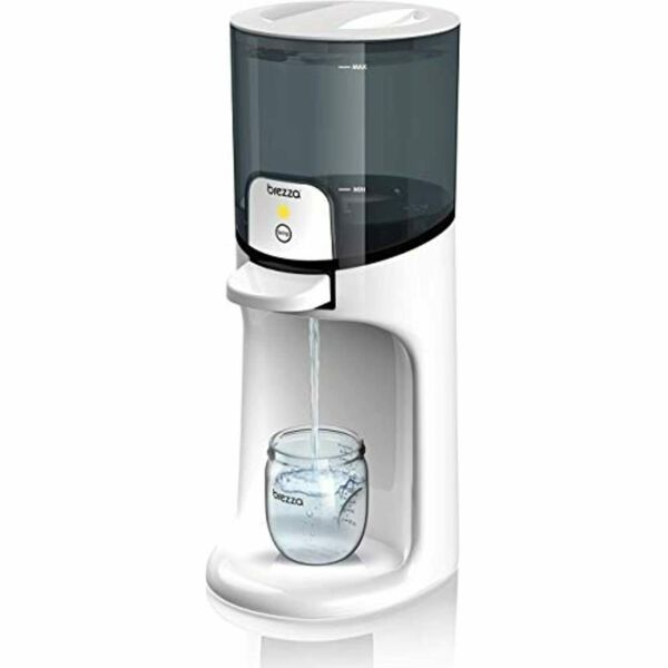 Baby Brezza Instant Warmer Instantly Dispenses Warm Water at Perfect Baby $38.99