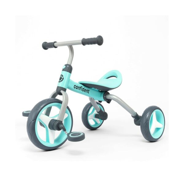 YGJT 3 in1 Toddler Tricycle for 2 4 Year Old Foldable Toddler Bike Kids Tri... $88.18