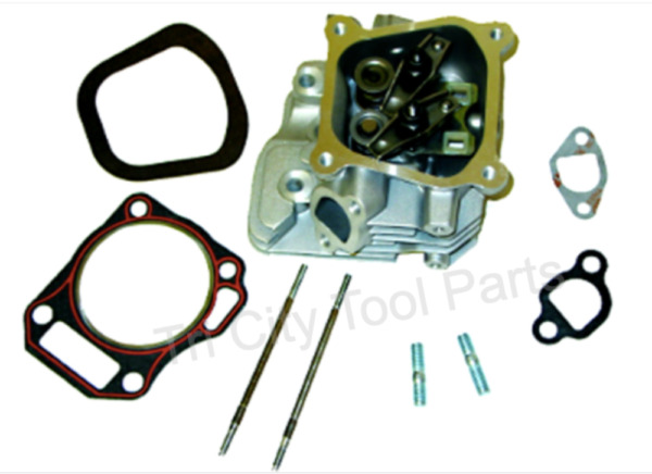 Honda Replacement Cyl Head Kit 5.5hp GX160 Complete $87.99