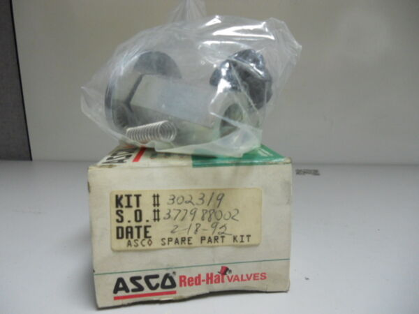 ASCO 302319 NEW REBUILD KIT 302319