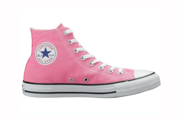 Converse Chuck Taylor All Star High Top Canvas Men Shoes M9006 - Pink/White