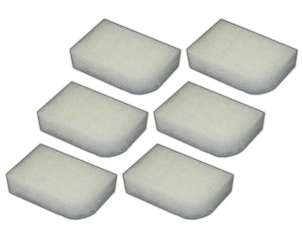 36 Water Filter Polishing Pads for Fluval 304305306404405406 Filters