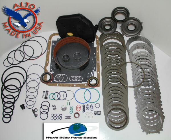 GM 4L60E Transmission Powerpack Rebuild kit 1997-2003 Stage 3
