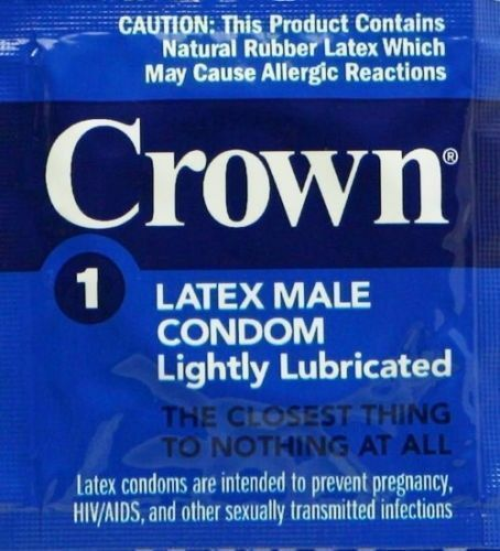 Okamoto Crown Skinless Skin Thin Bulk Condoms - Choose Quantity