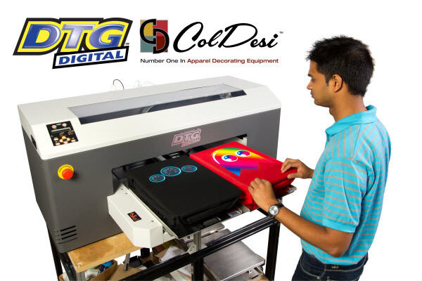 DTG M2 Direct to Garment T-Shirt Printer - New