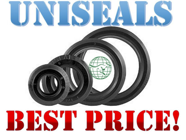 Uniseal Bulkhead Alternative hydroponic aquaponic aquarium aquaculture uniseals