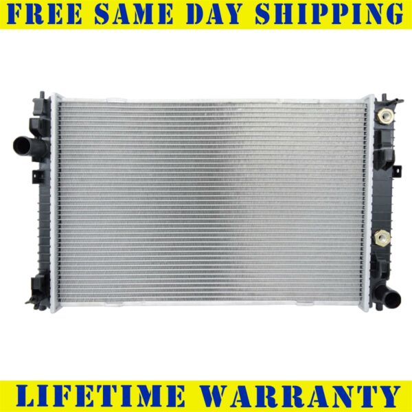 Radiator For Ford Lincoln Mercury Fits Fusion MKZ Milan 2.5 3.0 13126